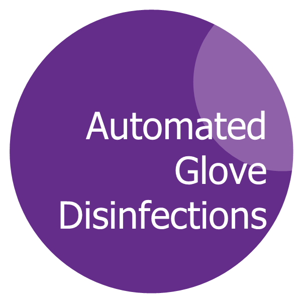 Automated Glove Disinfection Logo