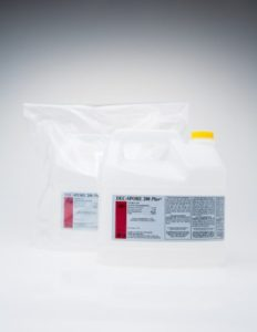 Dec-Spore is a highly effective cleanroom sporicide with low residue