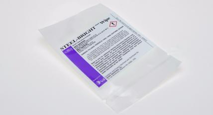 Stainless Steel Cleaning Wipe for Cleanrooms