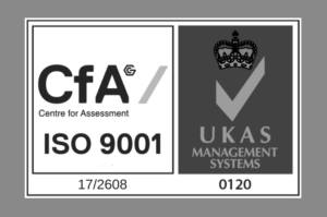 AB Scientific UKAS ISO9001 2015
